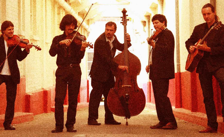 Concerts of Les Violons de Bruxelles