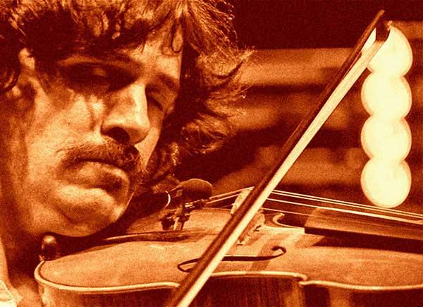 Tcha Limberger on violin
