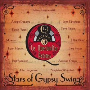 STARS OF GYPSY SWING