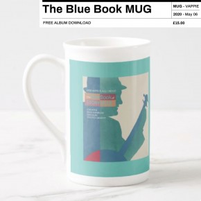 THE BLUE BOOK COFFEE MUG
