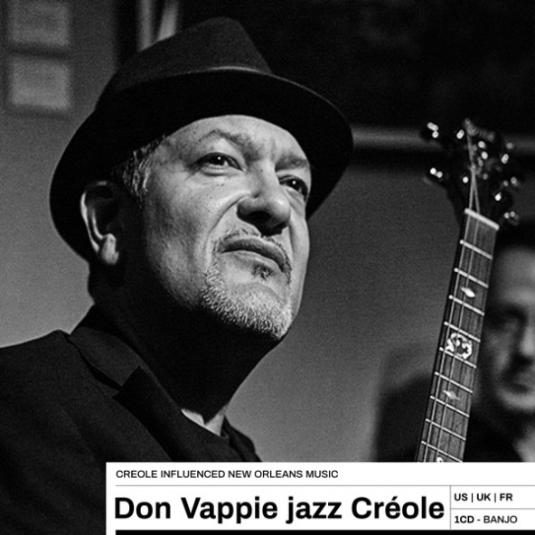 DON VAPPIE & JAZZ CRÉOLE