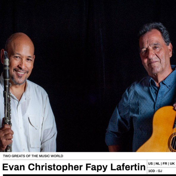 EVAN CHRISTOPHER & FAPY LAFERTIN