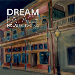 Dream Palace cover art front