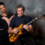 John Etheridge and Vimala Rowe