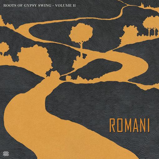 Romani album cover